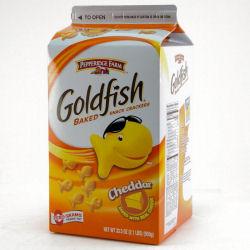 Pepperridge Farm Goldfish Crackers